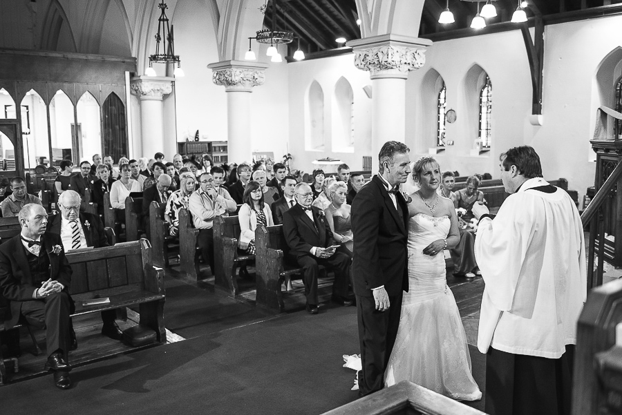 WEDDING CEREMONY IN ST SAMLET'S CHURCH, LLANSAMLET, Wedding Photographers Swansea , Wedding photographers south wales, swansea wedding photographer-34
