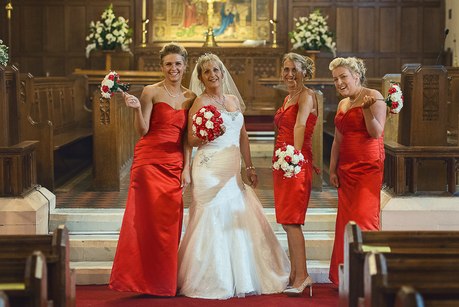 WEDDING CEREMONY IN ST SAMLET'S CHURCH, LLANSAMLET, Wedding Photographers Swansea , Wedding photographers south wales, swansea wedding photographer-63