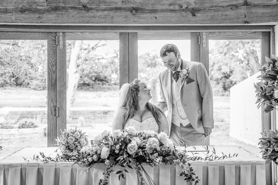 Wedding photographer @ Oldwalls Leisure, Gower-111