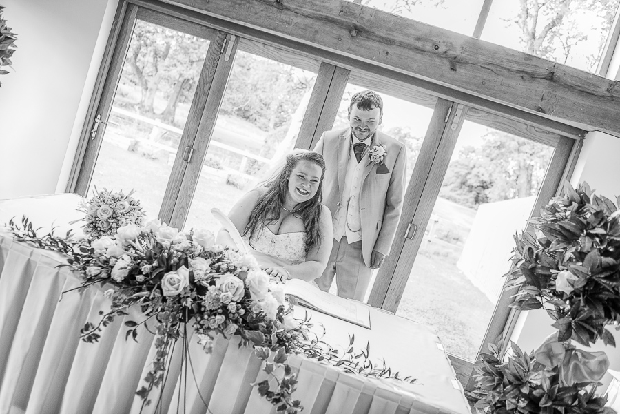 Wedding photographer @ Oldwalls Leisure, Gower-114