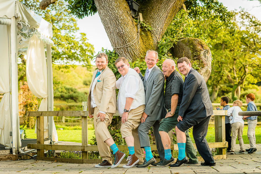 Wedding photographer @ Oldwalls Leisure, Gower-230