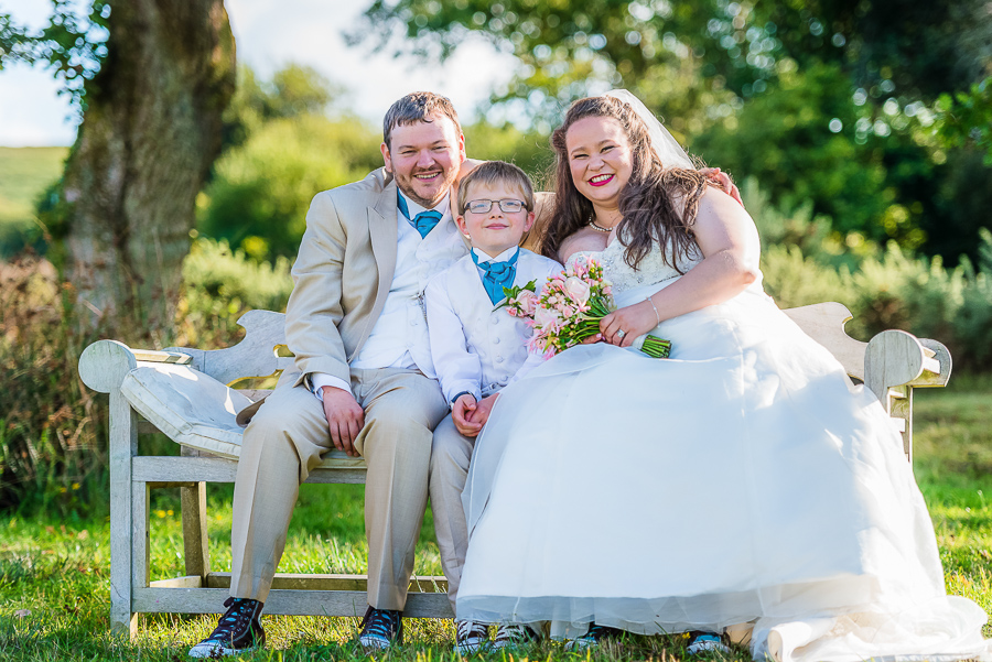 Wedding photographer @ Oldwalls Leisure, Gower-239