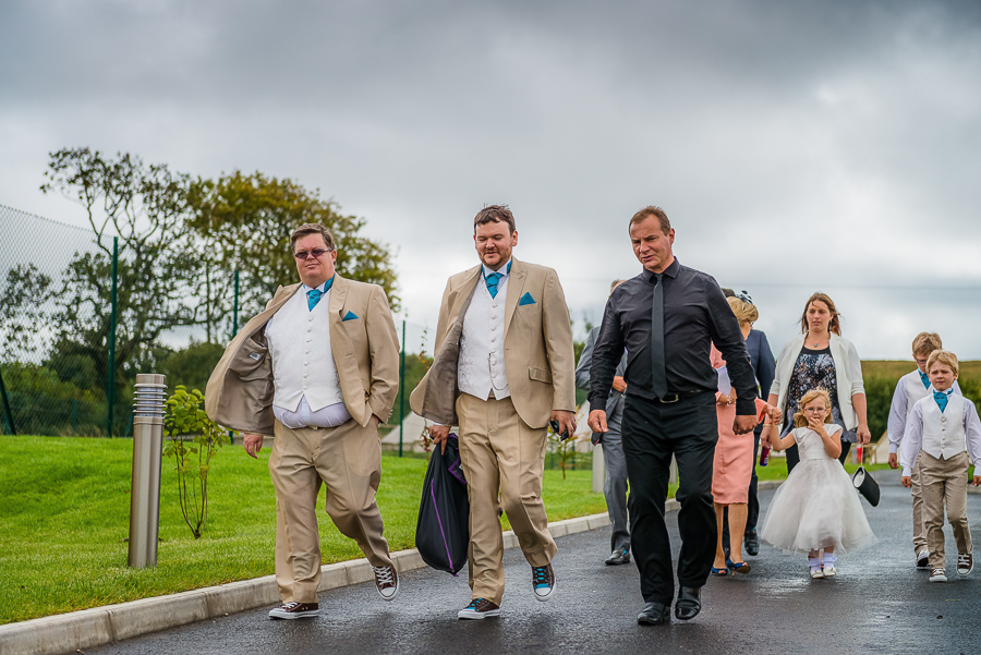 Wedding photographer @ Oldwalls Leisure, Gower-61
