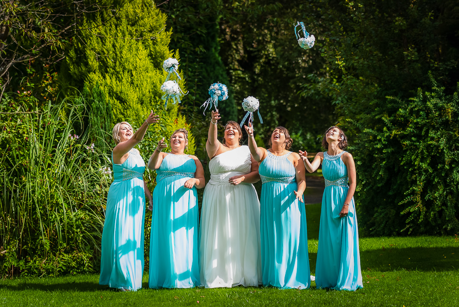 wedding photographer at the Manor Park Country House, Clydach, Swansea. -158