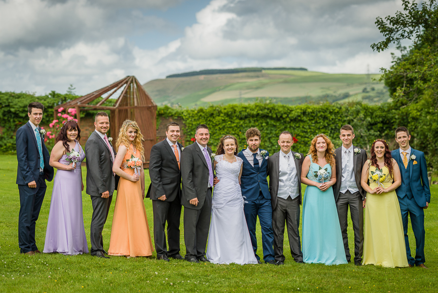 The Coach House in Neath Abbey wedding photographer -100