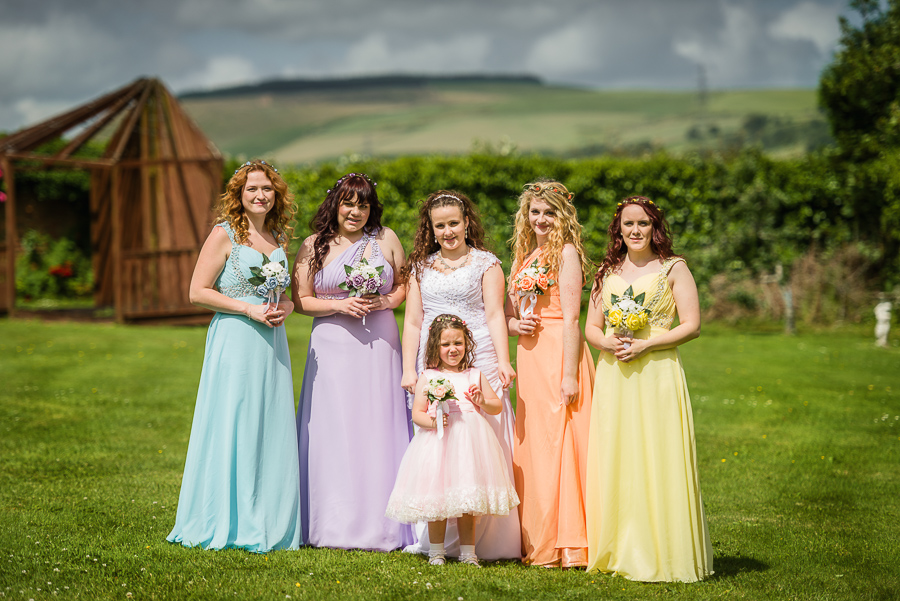The Coach House in Neath Abbey wedding photographer -96