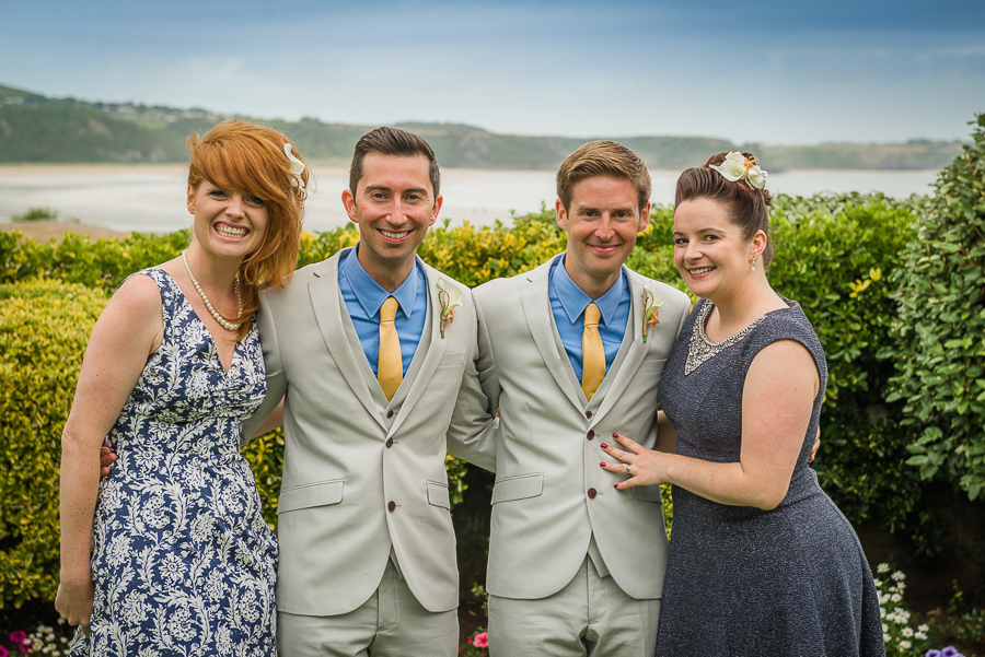 oxwich bay hotel wedding photographer, gower swansea-192