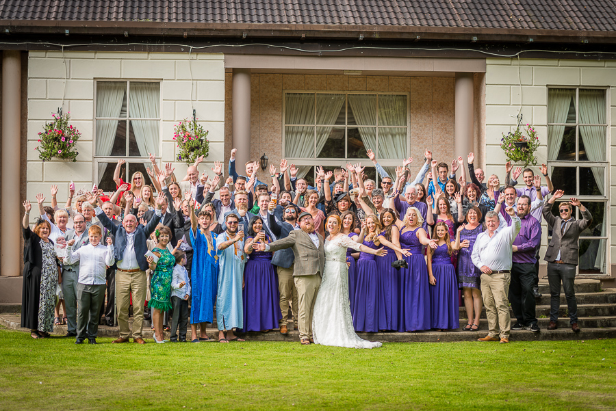 Manor Park Country House wedding photographer swansea clydach-194