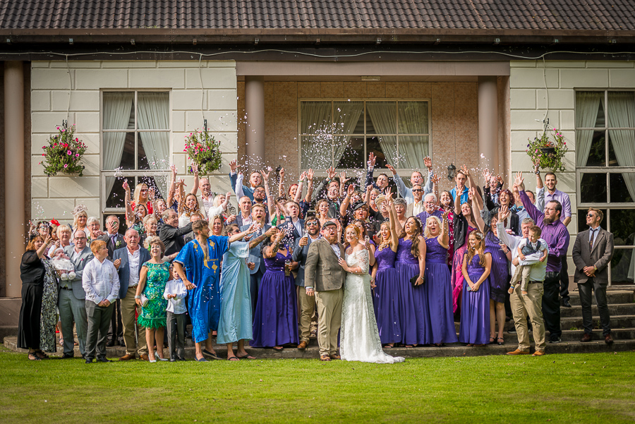 Manor Park Country House wedding photographer swansea clydach-195