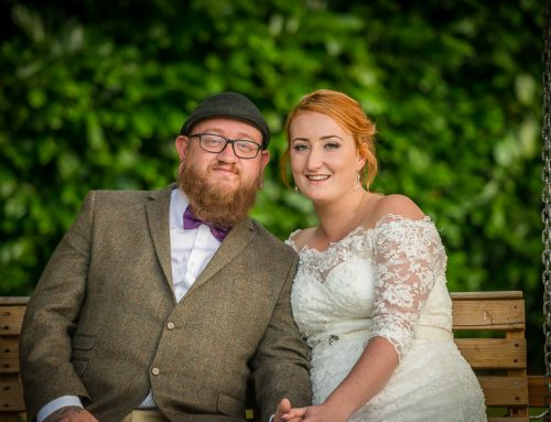 Ellen and David's wedding at Manor Park Country House in Clydach