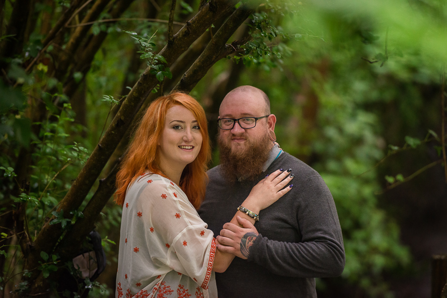 Pre Wedding Shoot at Country Margam Park swansea -18