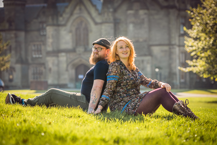 Pre Wedding Shoot at Country Margam Park swansea -29