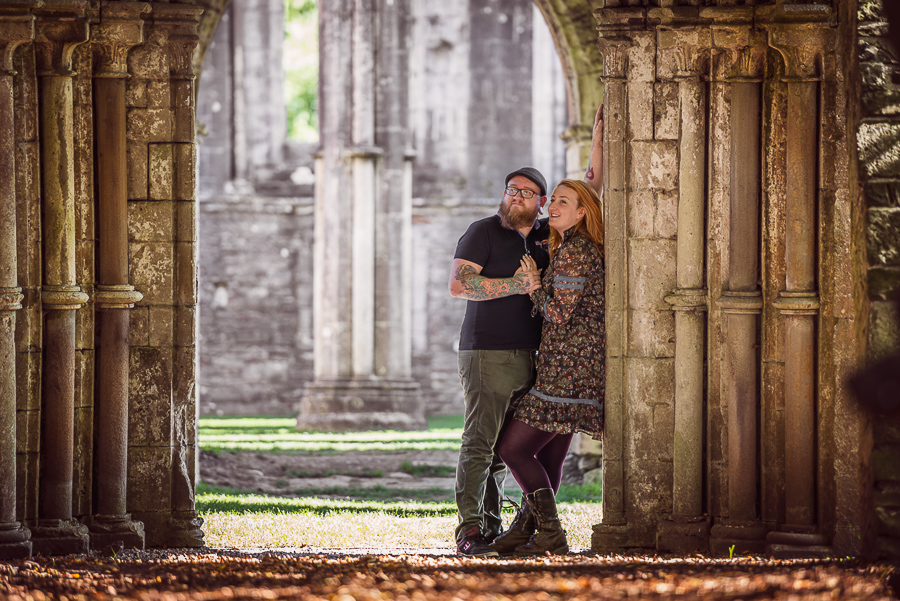 Pre Wedding Shoot at Country Margam Park swansea -46