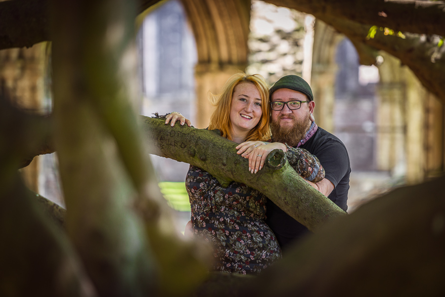 Pre Wedding Shoot at Country Margam Park swansea -49
