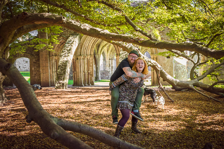Pre Wedding Shoot at Country Margam Park swansea -53