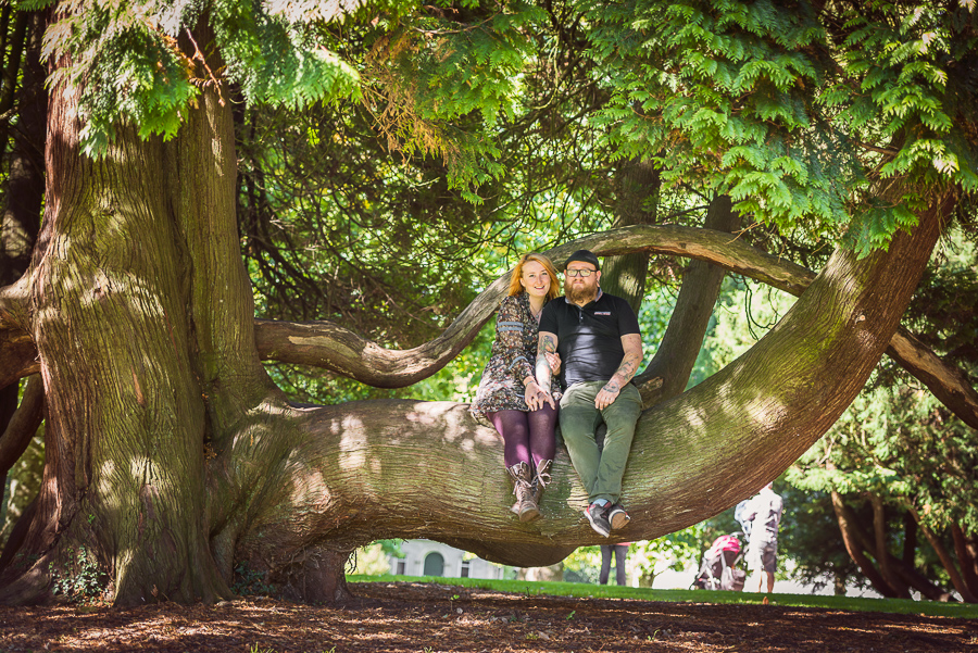 Pre Wedding Shoot at Country Margam Park swansea -57