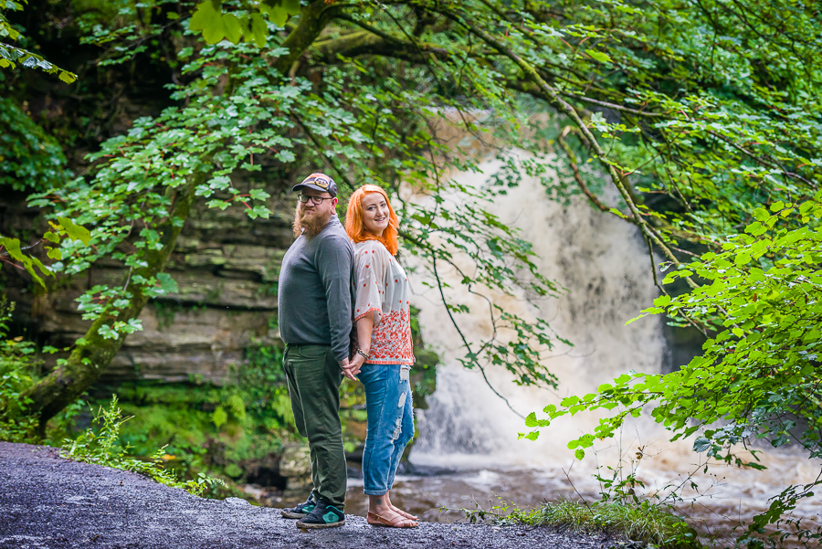 Pre Wedding Shoot at Country Margam Park swansea -7