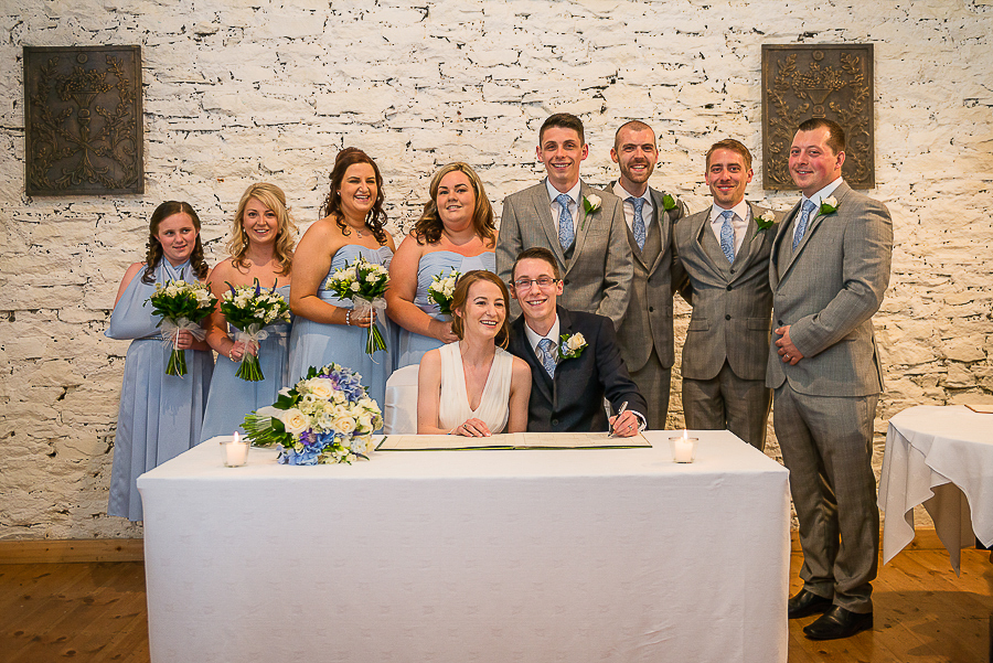 Coach House Neath wedding photographer-73
