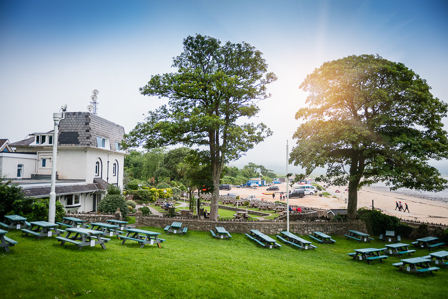 Oxwich Bay Hotel Wedding
